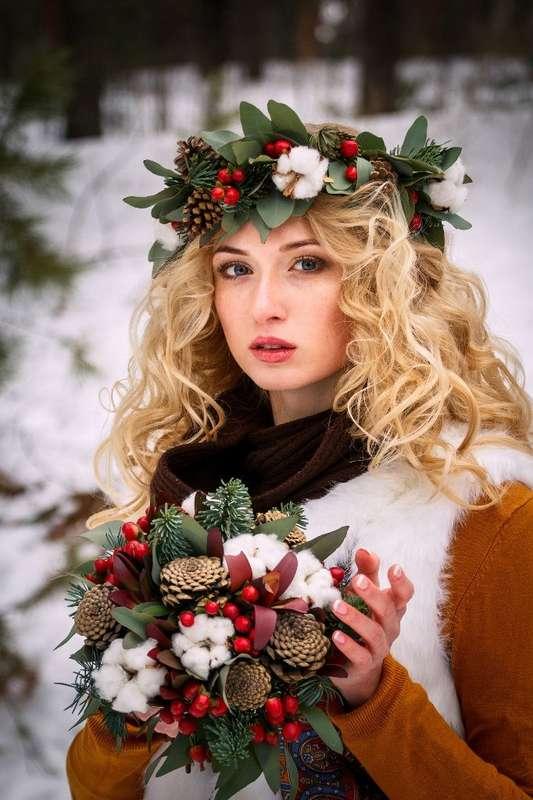 Фото 9472446 в коллекции Зимняя история любви - Фотограф Агарков Артём