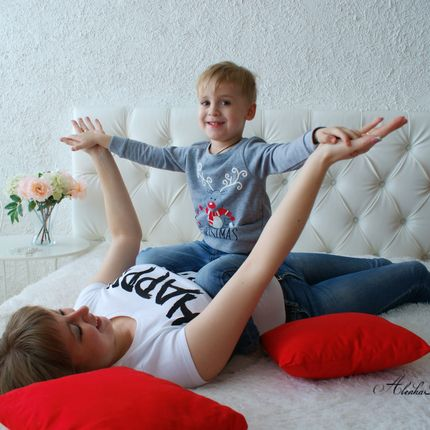 Детская и семейная фотосъёмка