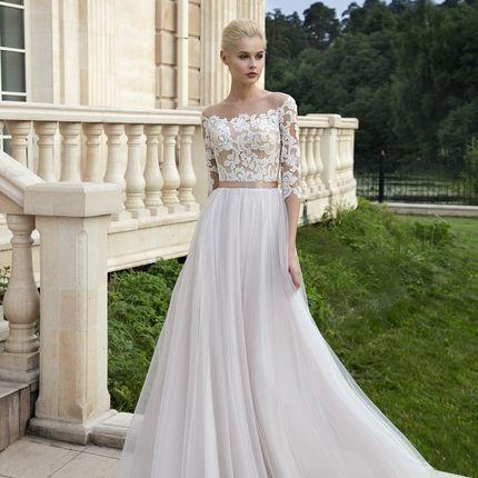 Свадебное платье от Olga Sposa