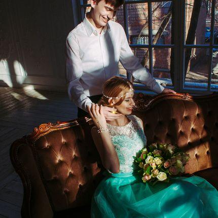 Съёмка свадебного мероприятия