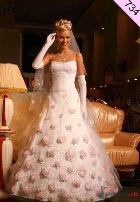 Фото 66844 в коллекции Мои фотографии - Невестушка