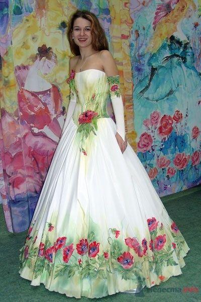 Фото 70412 в коллекции Мои фотографии - Невестушка