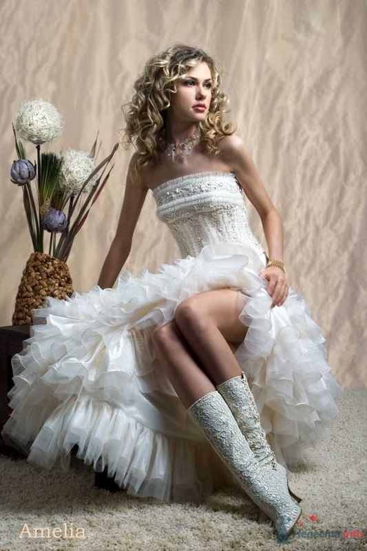 Фото 70951 в коллекции Мои фотографии - Невестушка