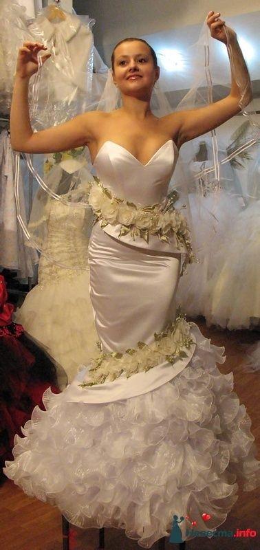 Фото 92172 в коллекции Мои фотографии - Невестушка