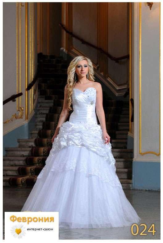 """Фото 508286 в коллекции Свадебные платья в наличии - Свадебный салон """"Феврония"""""""