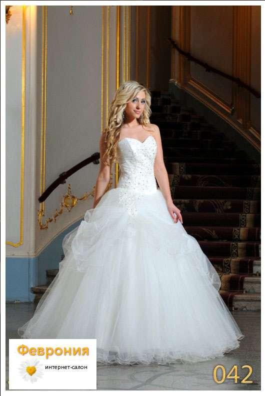 """Фото 508297 в коллекции Свадебные платья в наличии - Свадебный салон """"Феврония"""""""
