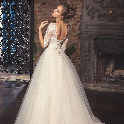 Свадебное платье Исабель