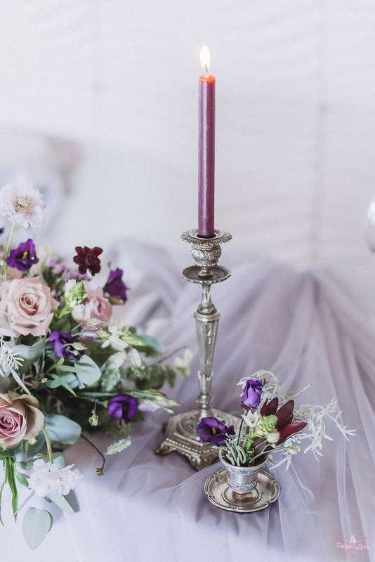 Фото 16257232 в коллекции Kseniya & Alexandr - Lilac Eco-chic - Свадебное агентство People in love