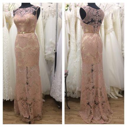 Платье свадебное (вечернее)