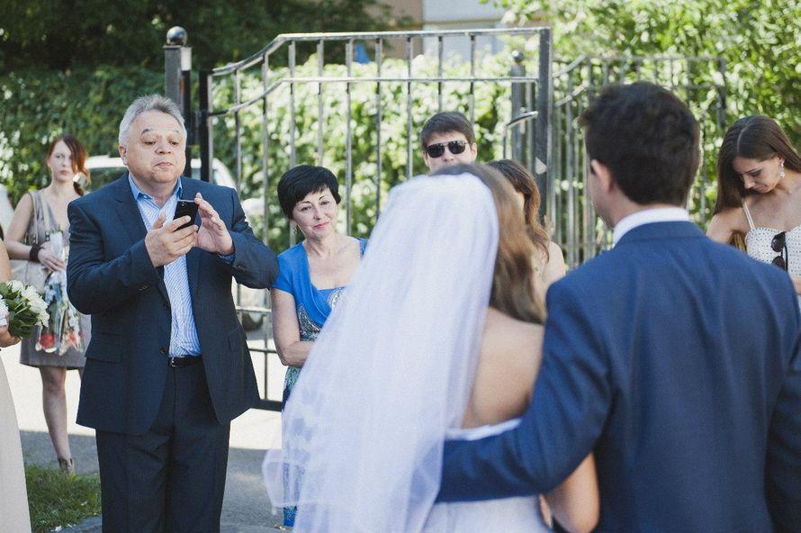 Фото 9612814 в коллекции 12.07.14 - Свадьба Лени и Даши - Фотограф Иван Кузьмичёв