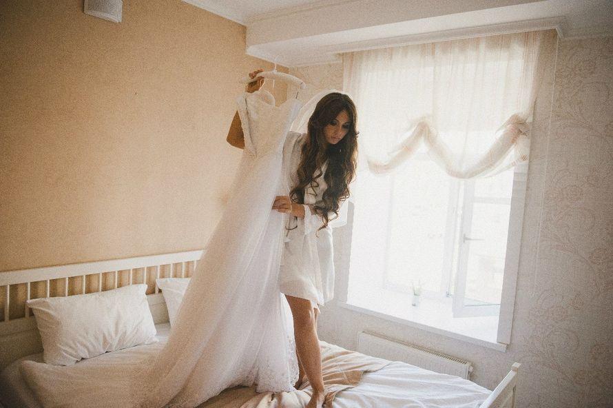 Фото 9612826 в коллекции 12.07.14 - Свадьба Лени и Даши - Фотограф Иван Кузьмичёв