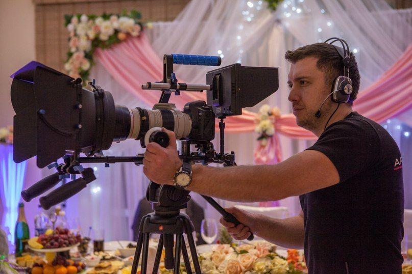 3х камерная видеосьёмка свадьбы