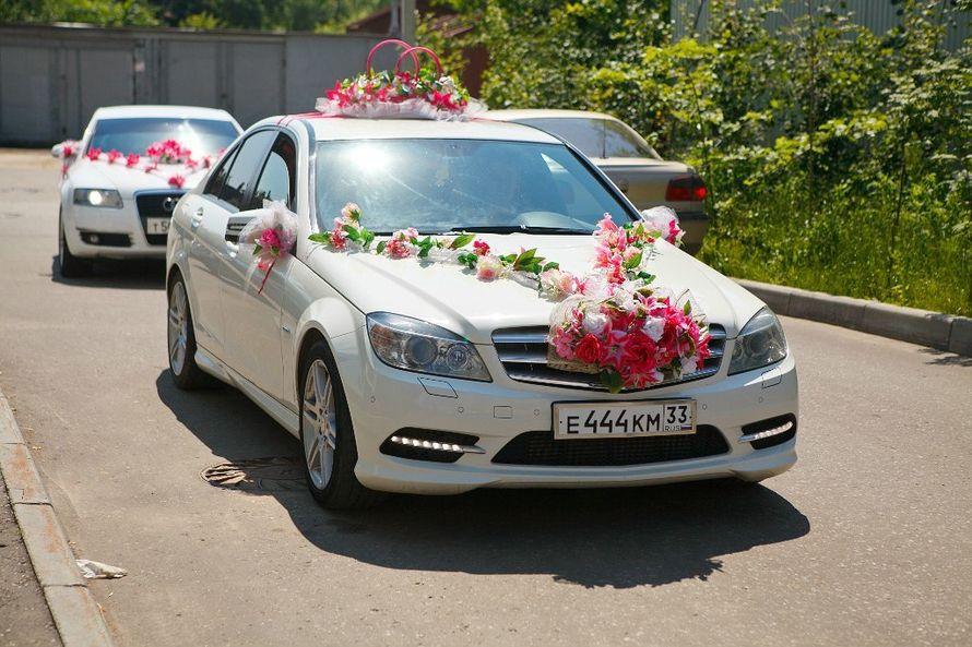 "Фото 9631378 в коллекции Свадьба - Кортеж автомобилей на торжество ""Mercedes-Benz"""
