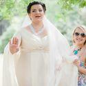 Екатерина - невеста с великолепными формами и потрясающей харизмой! Образ первого дня: официальная регистрация брака в ДБ №5