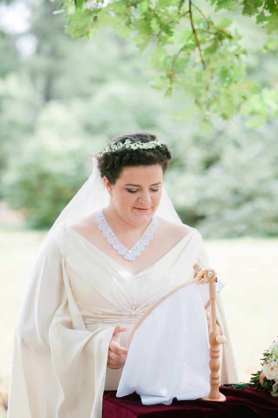А еще Катерина, прекрасная рукодельница - фото 4401741 Свадебный распорядитель, выездной регистратор Ирэм