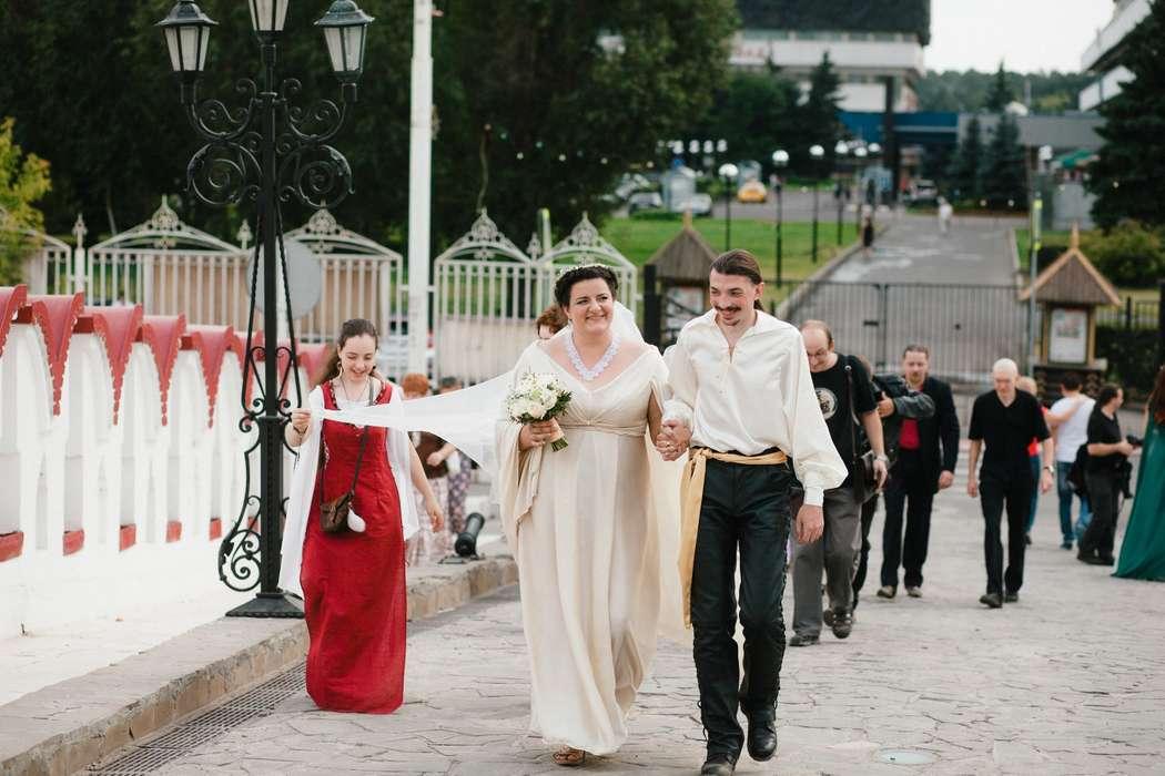 Нас ждет официальное оформление отношений! - фото 4402027 Свадебный распорядитель, выездной регистратор Ирэм
