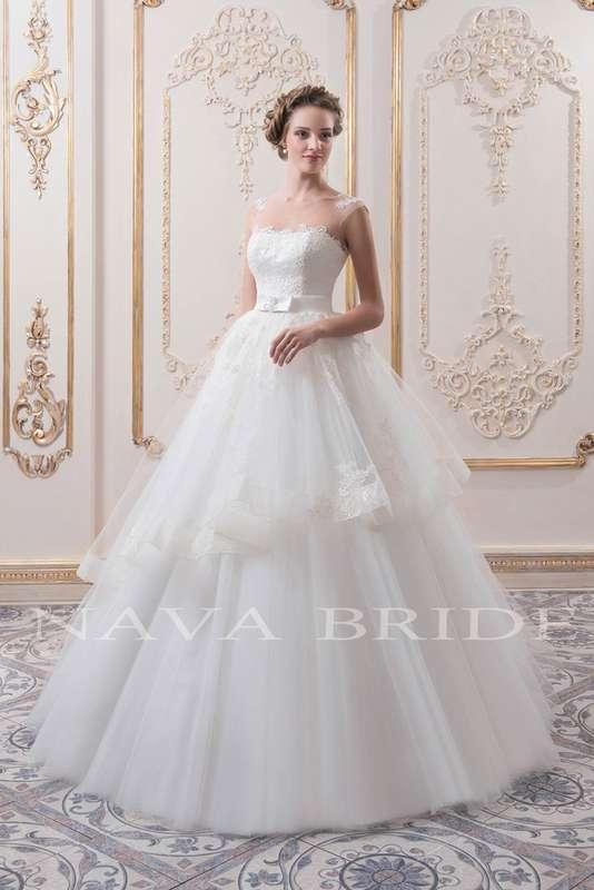 Свадебное платье Лорен - фото 9787996 Свадебный салон Victoria Bride