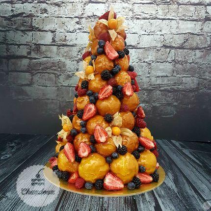 Торт Крокенбуш, 1 кг