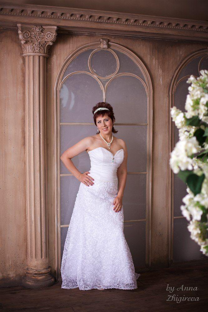 Фото 2012072 в коллекции Мои невесты! Больше фотографий - в моей группе!!! - Визажист-стилист Полина Орлова