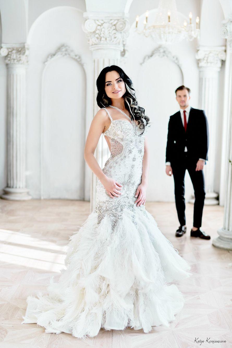 Фото 14484152 в коллекции Мои невесты! Больше фотографий - в моей группе!!! - Визажист-стилист Полина Орлова
