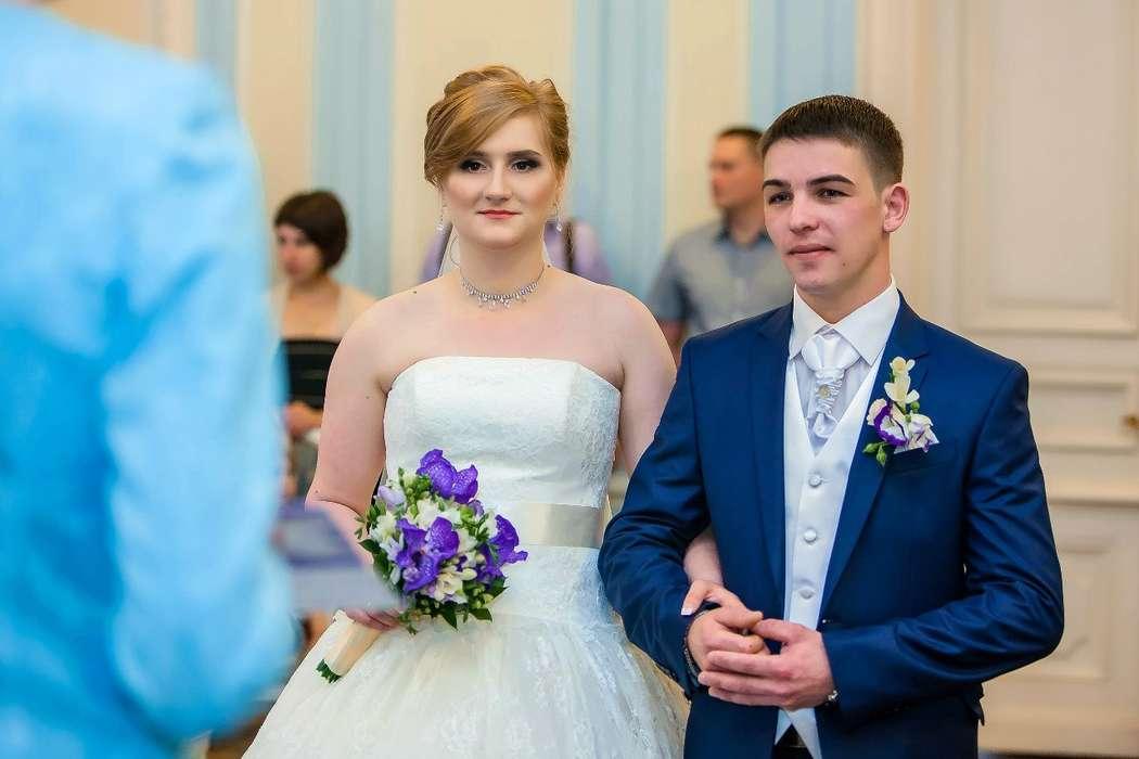 Фото 14637582 в коллекции Мои невесты! Больше фотографий - в моей группе!!! - Визажист-стилист Полина Орлова