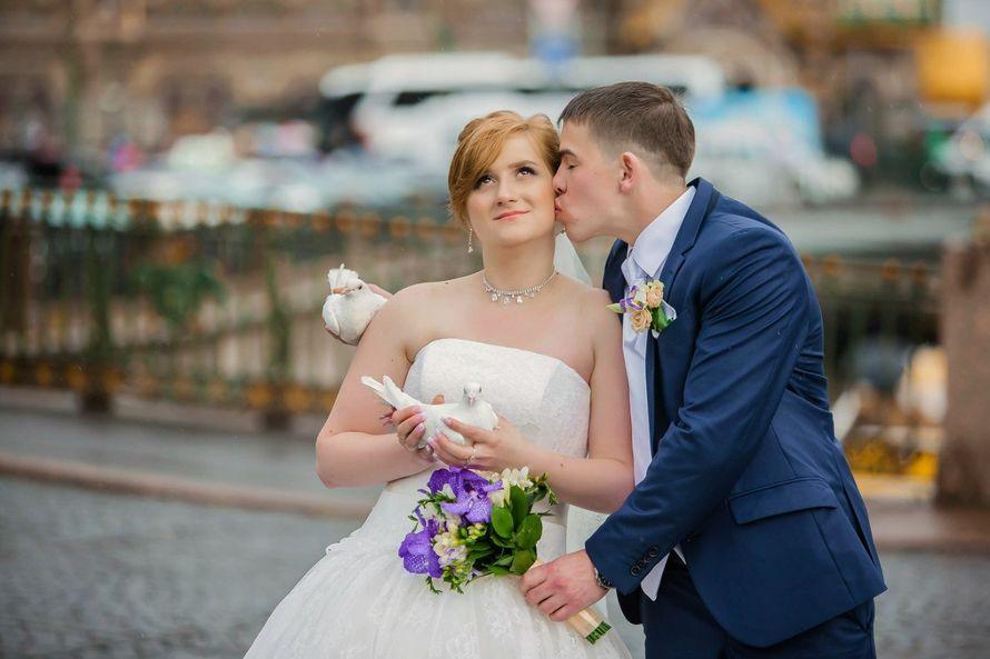 Фото 14637586 в коллекции Мои невесты! Больше фотографий - в моей группе!!! - Визажист-стилист Полина Орлова