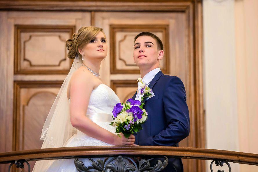 Фото 14637588 в коллекции Мои невесты! Больше фотографий - в моей группе!!! - Визажист-стилист Полина Орлова