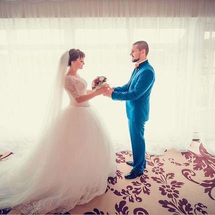 Фотосъёмка свадебный день, подарок - Love story