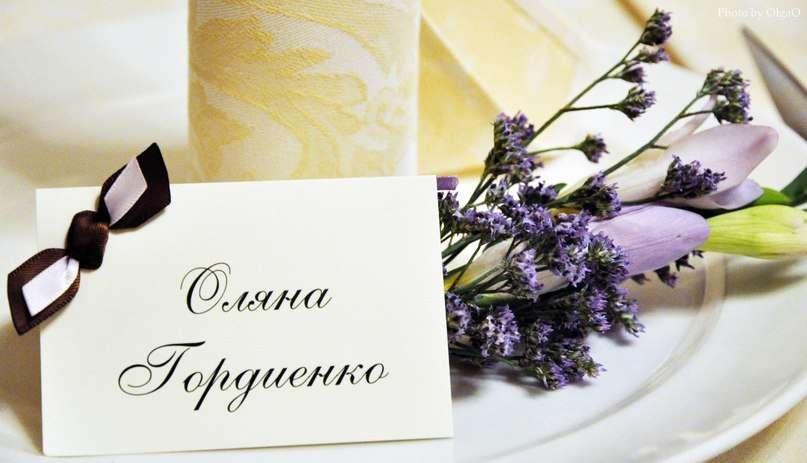 Фото 9854320 в коллекции В работе - Свадебный организатор Екатерина Сурма