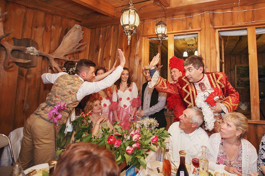 """Фото 11561306 в коллекции Наша свадьба - Семейная мастерская оформления """"Марья кудесница"""""""