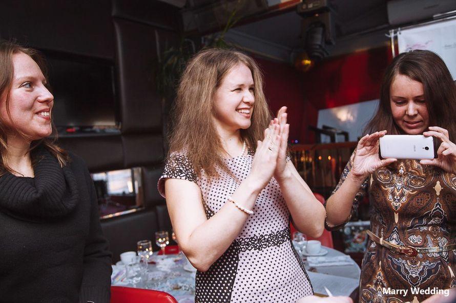 """Фото 9887306 в коллекции Встреча 20.03.2016 в панорамном ресторан - караоке """"DoZari"""" - Event-агентство """"Marry Wedding"""""""