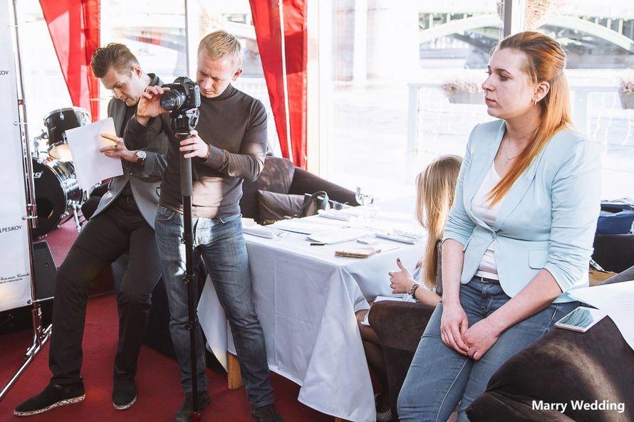 """Фото 9887340 в коллекции Встреча 20.03.2016 в панорамном ресторан - караоке """"DoZari"""" - Event-агентство """"Marry Wedding"""""""