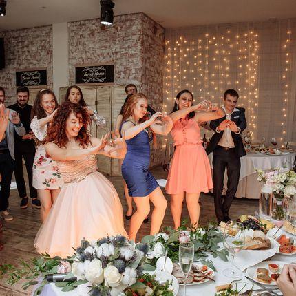 Проведение свадьбы, 3-4 часа