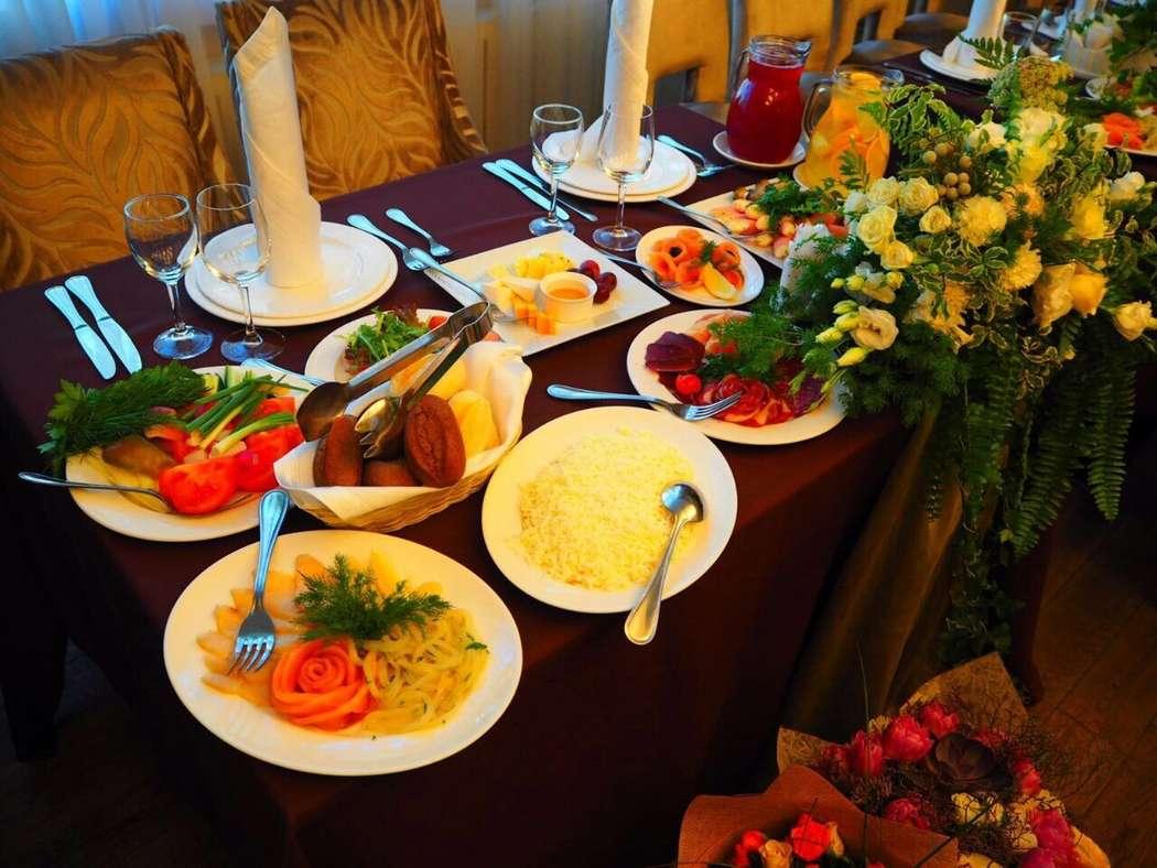 Фото 14977466 в коллекции Наши банкеты - Бутик-отель Райкин Plaza