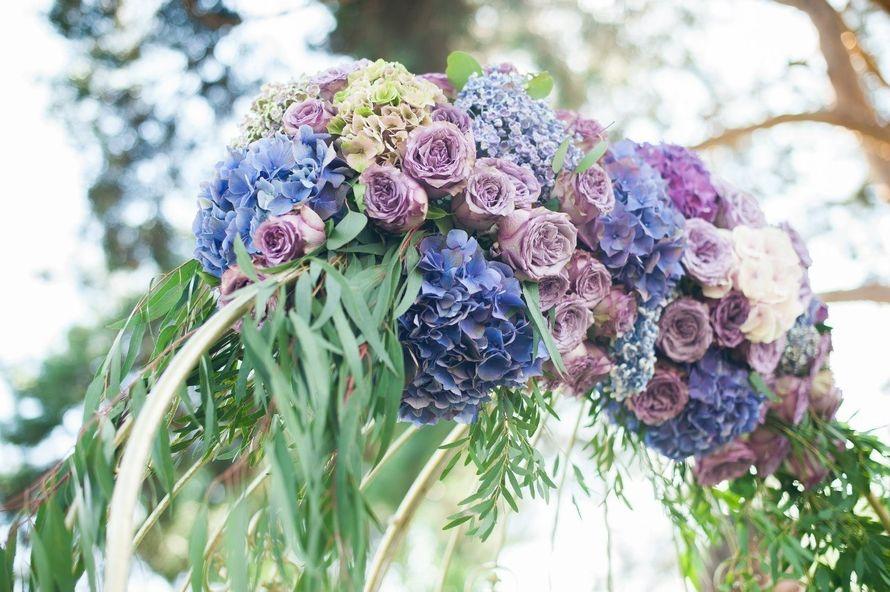 Фото 14164012 в коллекции Свадьбы.Оформление цветами - Студия флористики Blossom flowers