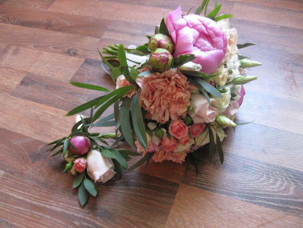 Дизайн цветочных букетов с