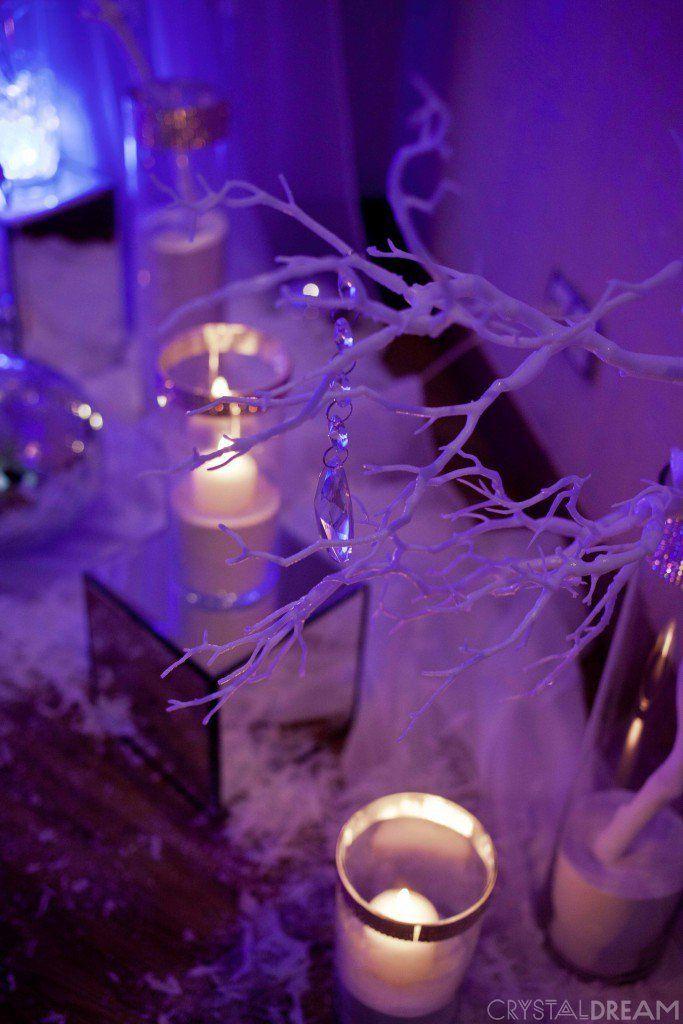 """Фото 10108910 в коллекции """"сказочный лес"""" - Оформлением свадеб Crystal dream"""