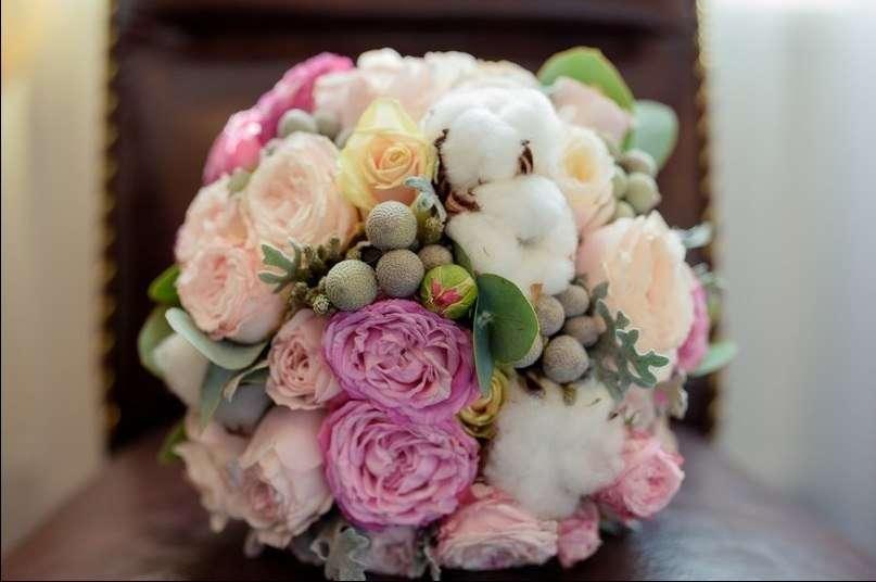 Фото 10112572 в коллекции Настенька и Женя - Ателье декора и флористики Cherry blossom
