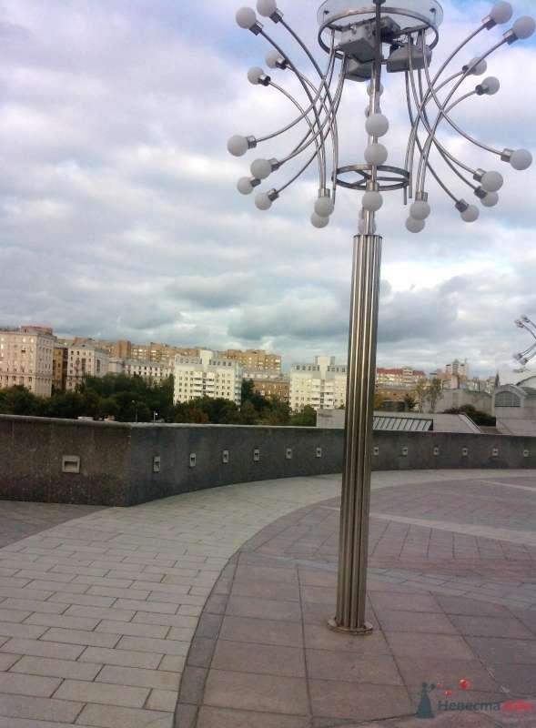 архитектура верхней площадки - фото 36340 Нюшка Менделеева