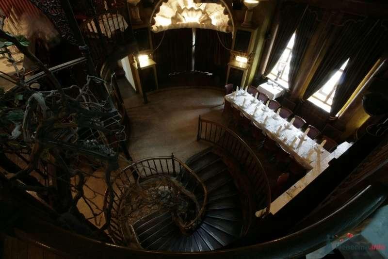 лестница - фото 38167 Нюшка Менделеева