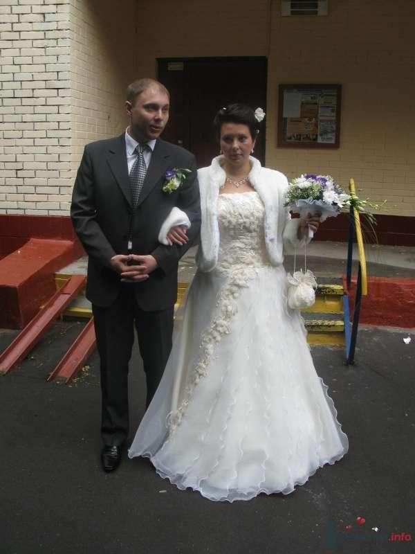 Фото 40460 в коллекции Свадьба - Ксюньчик