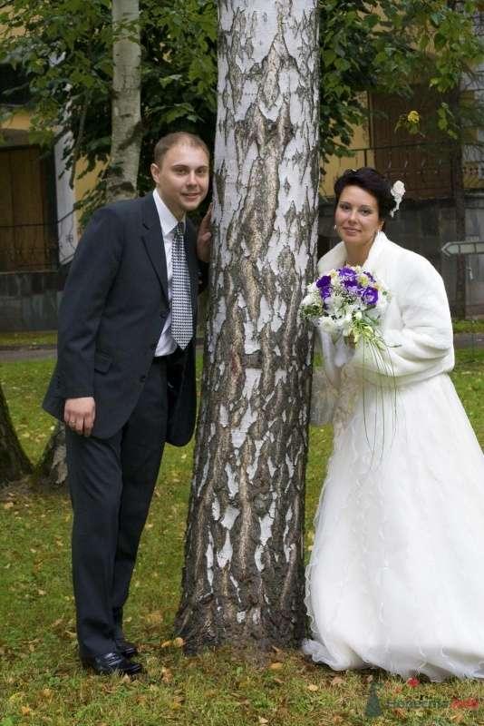 Фото 40482 в коллекции Свадьба - Ксюньчик