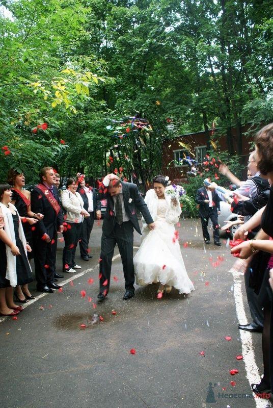 Фото 41929 в коллекции Свадьба - Ксюньчик