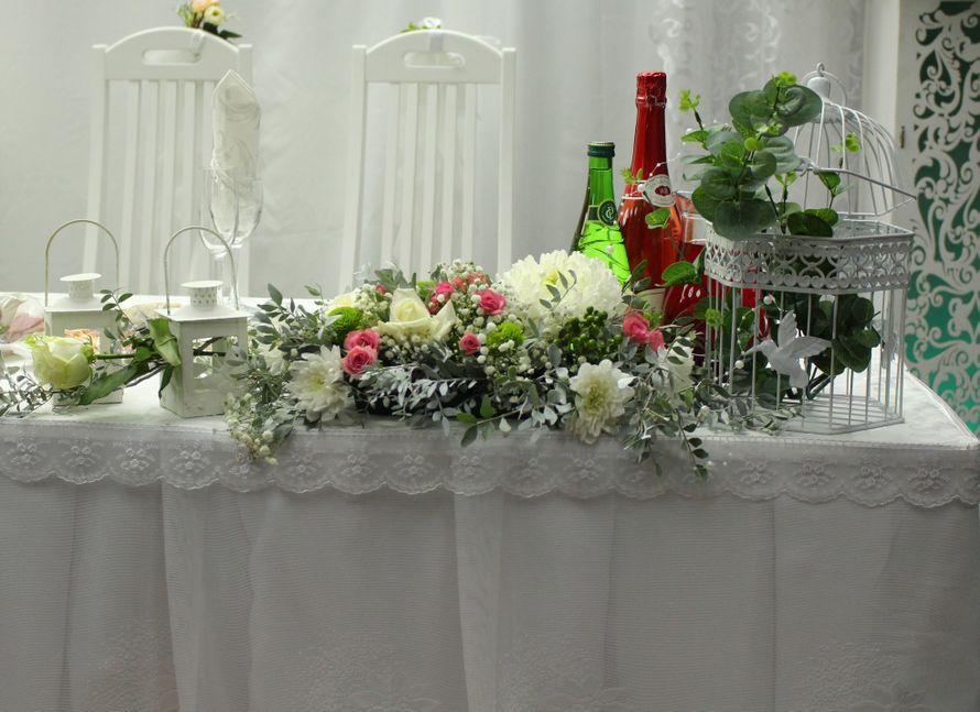 """Фото 17310320 в коллекции Свадебное оформление - Цветочный салон """"Незабудка"""""""