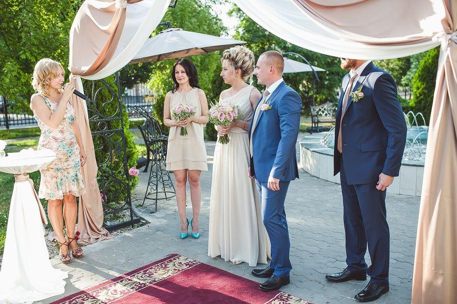 Фото 10156666 в коллекции свадебные церемонии - Ведущая церемоний Екатерина Литвинова