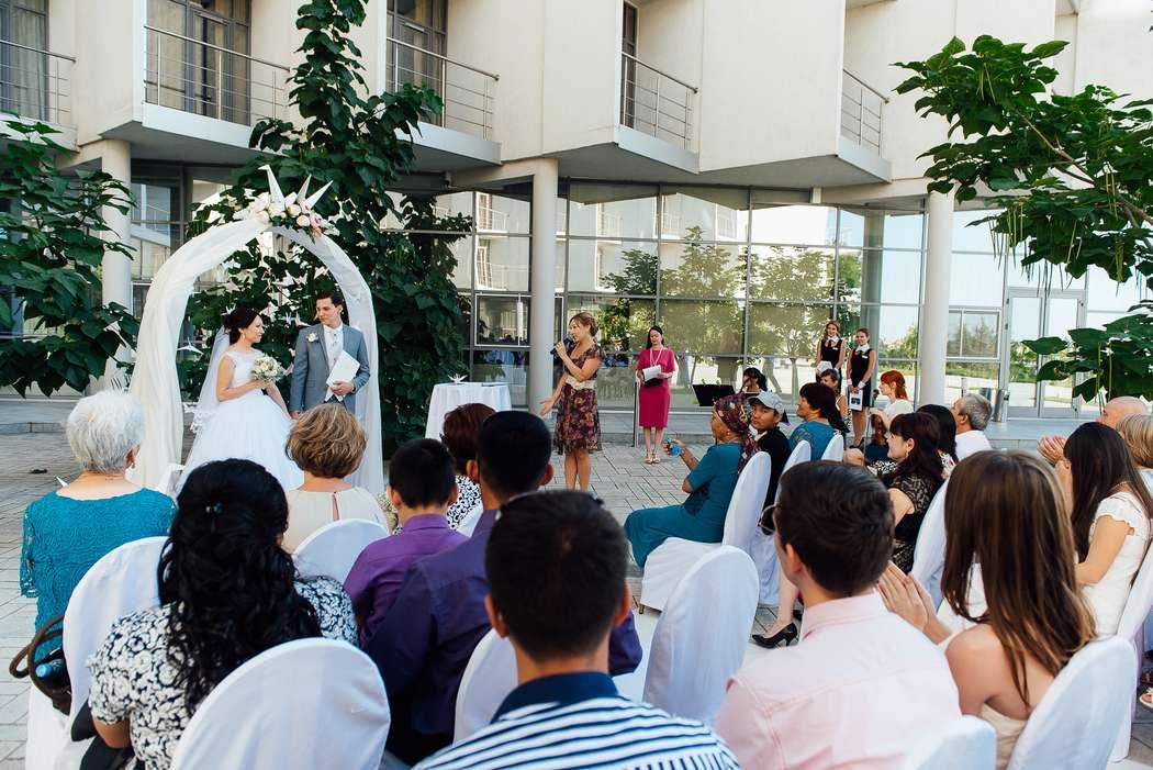Фото 10156672 в коллекции свадебные церемонии - Ведущая церемоний Екатерина Литвинова