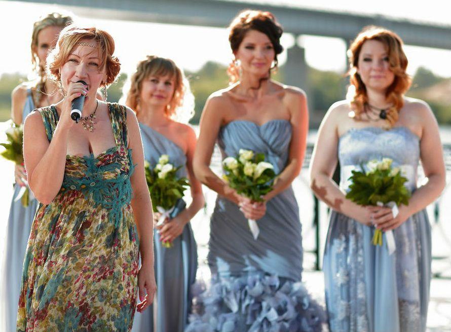 Фото 10156712 в коллекции свадебные церемонии - Ведущая церемоний Екатерина Литвинова