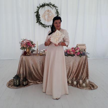 Проведение свадьбы, от 3 до 6 часов