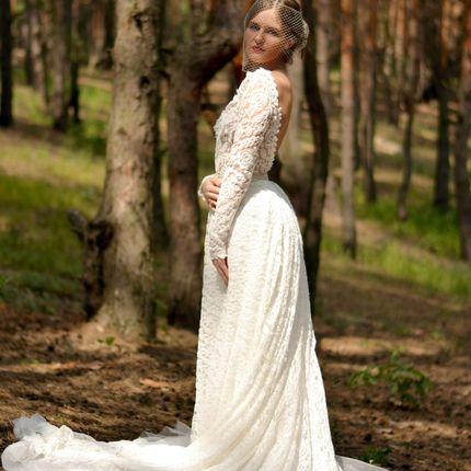 Пошив весільних сукнь