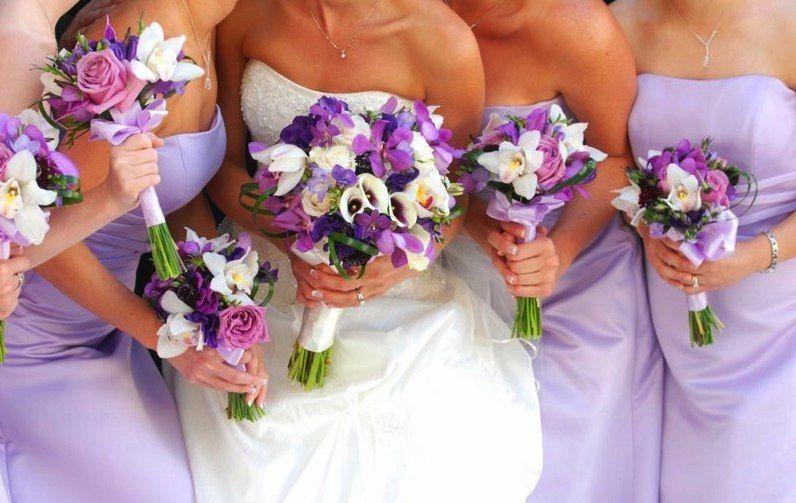 Свидетельница свадьбе букетов, цветов картины